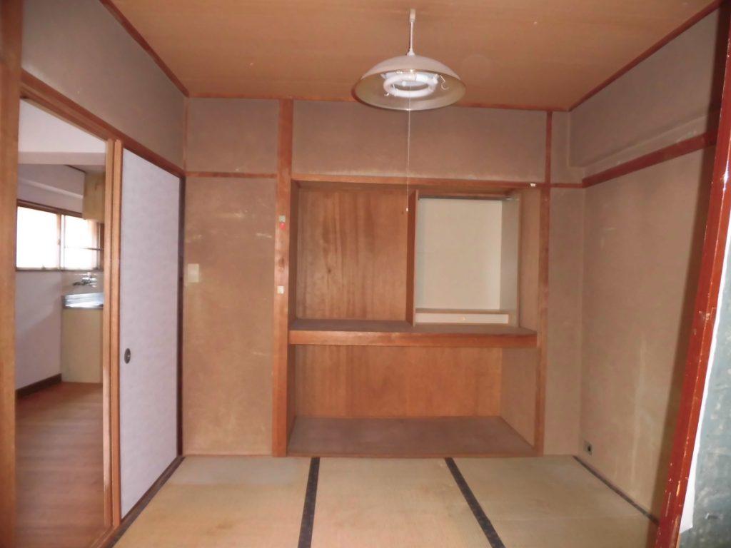 お好みの高さに【豊島区で家賃アップに成功したリノベーション施工事例】の画像