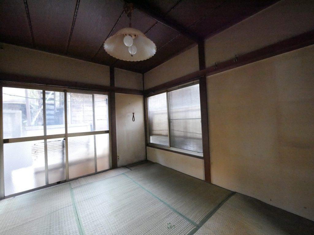 西荻メゾネットリノベC【西荻窪・空室から4.8万円賃料UPに成功したリノベーション事例】の画像