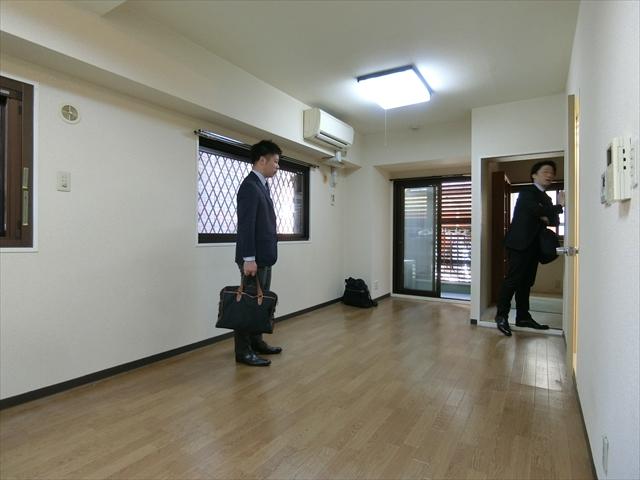 匠の技-躯体表し編-【目黒駅・空室から賃料5万円UPに成功したリノベーション事例】の画像