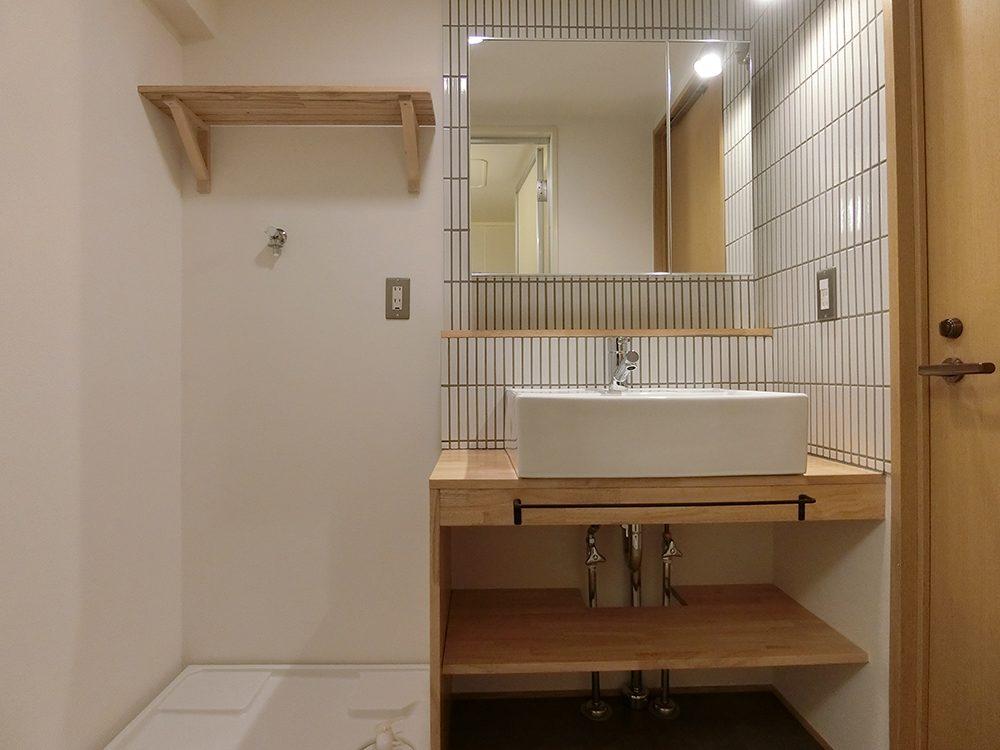 ハンモックのある生活【江戸川区瑞江駅で賃料UPに成功したリノベーション事例】の画像