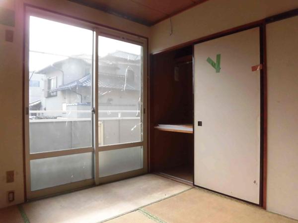 仕切り>アクセント【東浦和駅・空室解消リノベーション事例】の画像