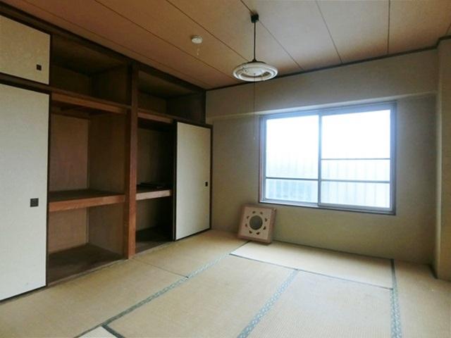 築50年の60㎡のマンションをホテルライクにリノベーションした事例【田園都市線桜新町駅から徒歩4分】の画像
