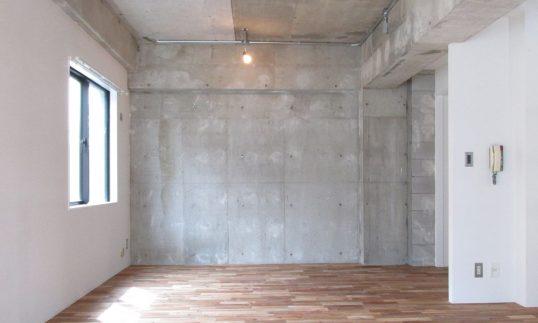 アカシア・コンクリート【大田区・賃料3万円UPに成功したリノベーション事例】の画像
