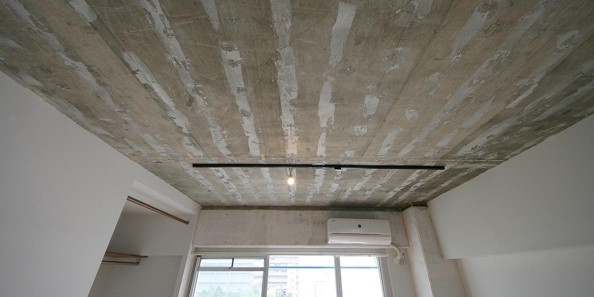 天井ばんざい【港区・賃料UPに成功したリノベーション事例】の画像