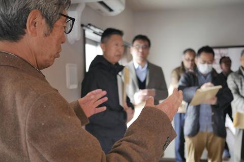 3月10、11日妙蓮寺内覧会開催しました!の画像