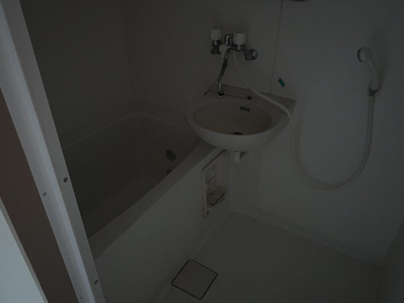 目黒 築40年 SRC 37㎡ 古部屋をナチュラル1LDKにフルリノベで賃料UP、即満室の画像