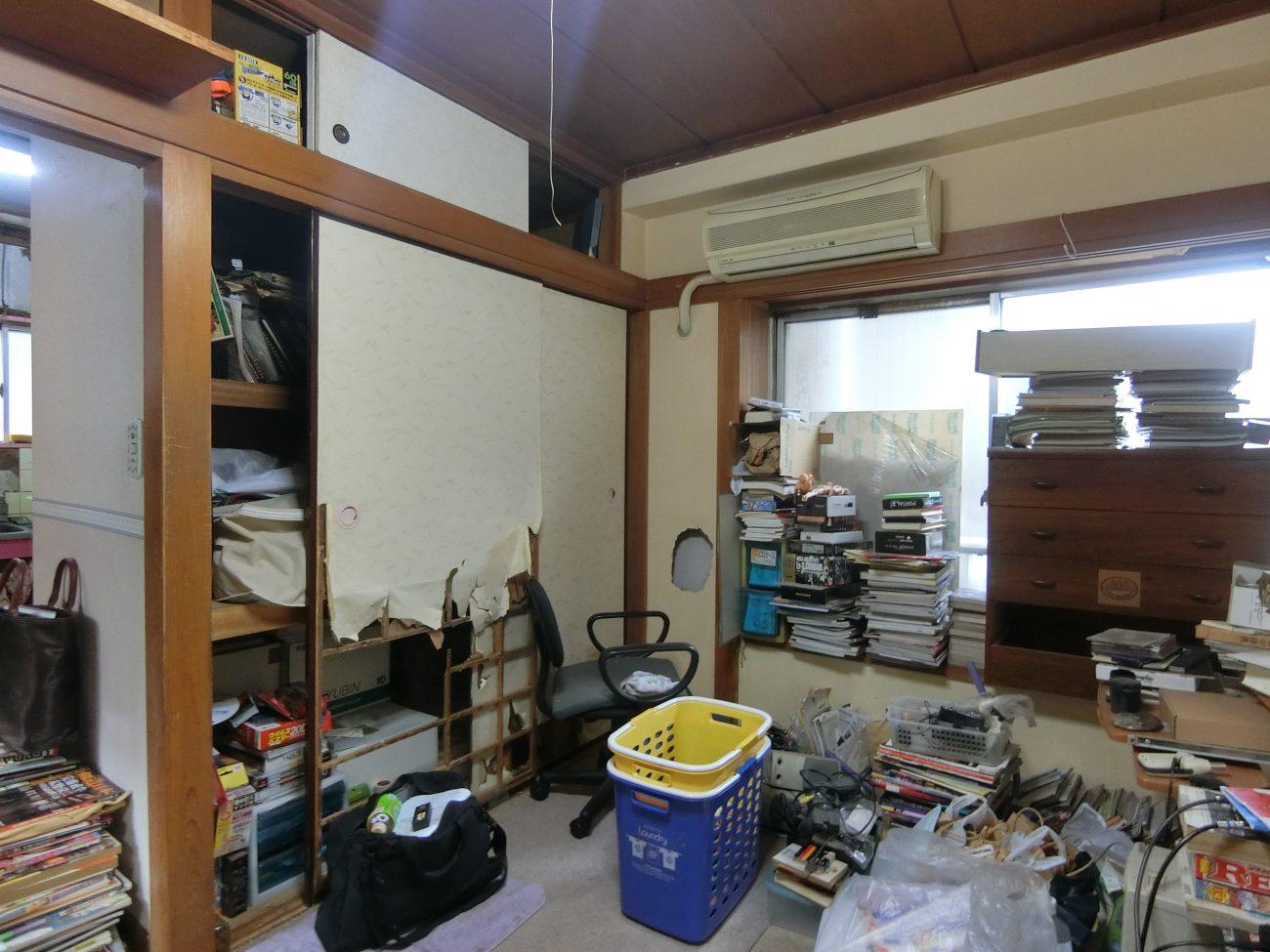 中野新橋 RC 20m2 ご自宅向けスケルトンコンパクトリフォームの画像