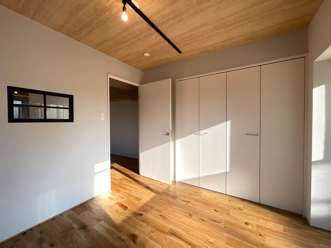 笹塚 築31年1DKの区分マンションを開放的な間取りにリノベーションの画像